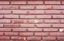 Brick Wall. Background objects wallpaper Royalty Free Stock Photos