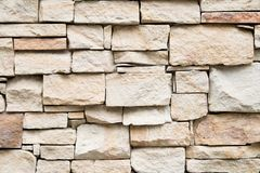 Brick wall background, old condition, vintage Stock Images