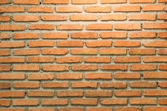 Brick wall background. Background of old vintage brick wall Royalty Free Stock Photos