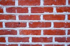 Brick wall background in Oslo Stock Images