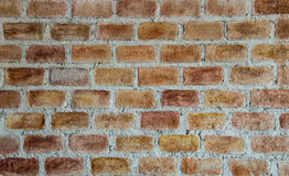Brick wall background. This is a photo of brick wall background Royalty Free Stock Photography