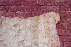 Brick wall background. Royalty Free Stock Photos