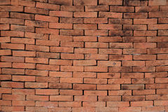 Brick wall background Royalty Free Stock Photo