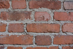 Brick Wall Background. Red Brick Wall Background or texture Royalty Free Stock Photography