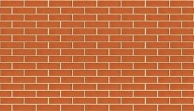 Brick wall background repeatable Stock Image