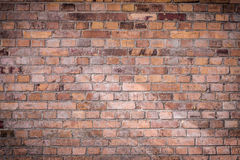 Brick wall background - stone wall texture Stock Images