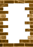 Brick Wall Background Texture Stock Images