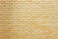 Brick wall background or texture Stock Images