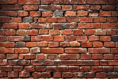 Brick wall background texture Stock Photo