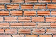 Brick wall. Background of brick wall texture Royalty Free Stock Photo