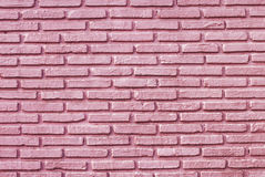 Brick wall. Background of brick wall texture Stock Photography
