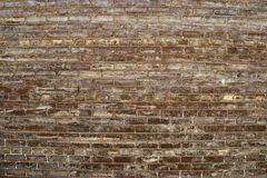 Brick wall background texture Stock Photos