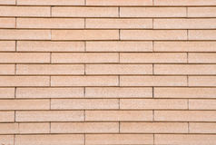 Brick wall background - texture Stock Images