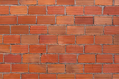 Brick wall. Background texture. Royalty Free Stock Image