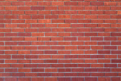 Brick wall background Royalty Free Stock Photos