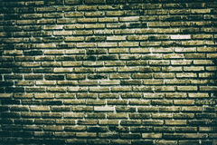 Brick wall background and textures Stock Images