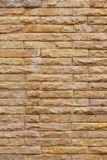 Brick wall background used decorate Royalty Free Stock Image