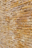 Brick wall background used decorate Royalty Free Stock Photos
