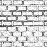Brick wall background. stock photography