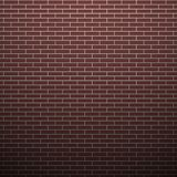 Brick wall background royalty free illustration