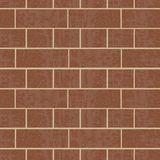 Brick wall background, vector illustration Stock Images