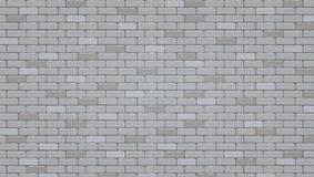 Brick wall background, vector pattern Illustration, texture of brick wall Stock Photo