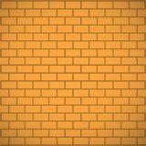 Brick wall background. Wall for texture or background Royalty Free Stock Image
