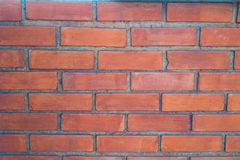 Brick wall. Beatiful texture of old brick wall background Royalty Free Stock Photography