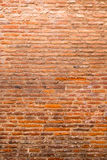 Brick wall. Beautiful old bricks in the city of toulouse france Royalty Free Stock Image