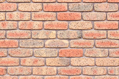Brick wall. Royalty Free Stock Photography