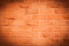 Brick wall with big blocks Stock Photos