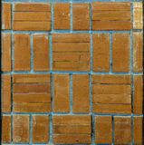Brick wall. Brick block wall pattern background Stock Photo