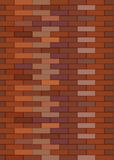 Brick wall   blocks texture vector Stock Image