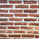 Brick wall. Bricks wall background cement Stock Images