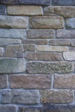 Brick wall. Brickwork can be used as background or texture in grey color Stock Photos