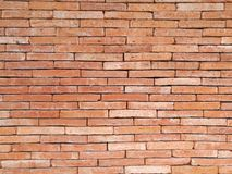 Brick wall. Classic style  wall made by brick Stock Photo