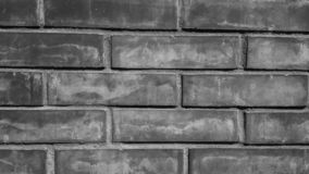 Brick wall of clay brick stock image