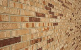 Brick Wall Close Up Detail Background Royalty Free Stock Images