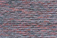 Brick Wall. Close up photo of a brick wall to use as a background pattern or texture Royalty Free Stock Images
