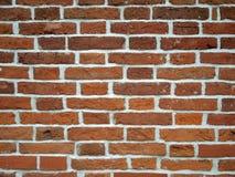 Brick wall close up. Wall from a red brick close up Stock Photo