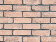 Brick Wall Closeup Stock Photos