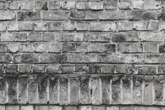 Brick wall concept can be used as a background royalty free stock photo