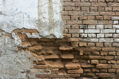 A brick wall Royalty Free Stock Photo