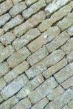 Brick wall craftsmanship. Royalty Free Stock Photography