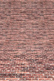 Brick wall. 3d rendering of a brick wall Royalty Free Stock Images