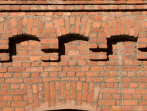Free Brick Wall Decoration Stock Photography - 5501862
