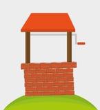 Brick wall design. Stock Image