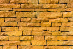 Brick wall for the design textures and background. Royalty Free Stock Photos