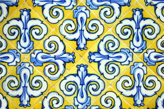 Brick wall detail texture. Fleur de lis royalty free stock images