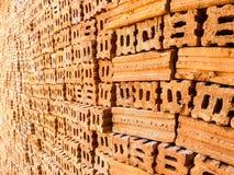 Brick wall Dimension Stock Photos
